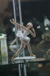 Sale 7876 - Lot 13 - Unterweißbach Figure of a Ballet Dancer