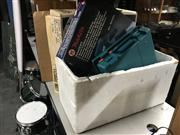 Sale 8797 - Lot 2215 - Collection of Makita Cordless Drills & Torches Plus Smith Corona Electronic Typewriter