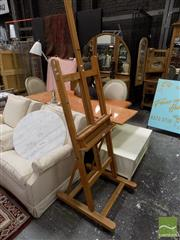 Sale 8465 - Lot 1606 - Timber Easel