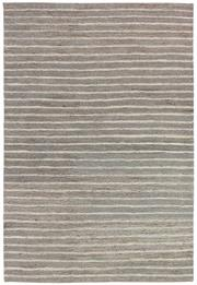 Sale 8651C - Lot 77 - Colorscope Collection; Flatweave Wool and Cotton - Steel Grey Rug, Origin: India, Size: 160 x 230cm, RRP: $499