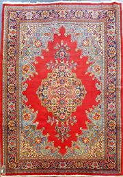 Sale 8782 - Lot 1743 - Persian Kashan (236 x 165cm)