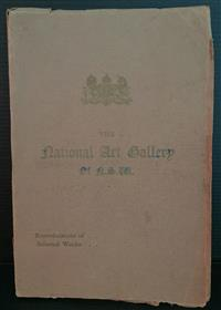 Sale 8176A - Lot 95 - Catalogue of National Art Gallery of New South Wales. 1916. First Edition. Illustrated in reproductions of selected works, 80 pages