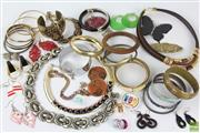 Sale 8543 - Lot 53 - Costume Jewellery Collection