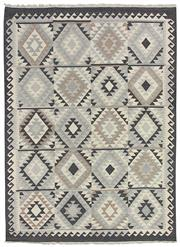 Sale 8651C - Lot 78 - Colorscope Collection; Flatweave Wool and Cotton - Grey Rug, Origin: India, Size: 160 x 230cm, RRP: $499