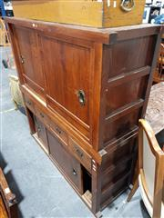 Sale 8760 - Lot 1061 - Japanese Tansu Cabinet