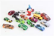 Sale 8855 - Lot 67 - Small Collection Of Toy Cars Including Matchbox
