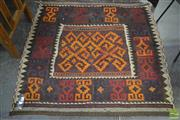 Sale 8337 - Lot 1051 - Persian Kilim (130 x 130cm)