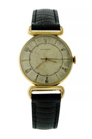 Sale 8618A - Lot 37 - A vintage mens 1950s Wittnauer wristwatch by Longines;