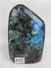 Sale 8431A - Lot 642 - Labradorite in Free Form, Madagascar