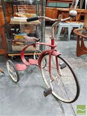 Sale 8493 - Lot 1035 - Vintage Cyclops Tricycle