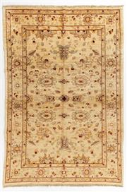 Sale 8800C - Lot 73 - An Afghan Chobi, Naturally Dyed In Hand Spun Wool, 182 x 266cm