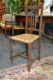 Sale 7987A - Lot 1269 - Pair of Victorian Dining Chairs