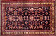 Sale 8256B - Lot 55 - Persian Bidjar 200cm x 127cm RRP $1500