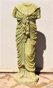 Sale 9087H - Lot 306 - A composition stone classical statue. 1.5m height