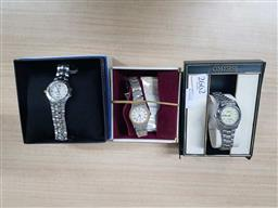 Sale 9176 - Lot 2662 - 3 Seiko Ladies Watches one being Automatic 17 Jewels