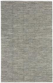 Sale 8651C - Lot 83 - Colorscope Collection; Flatweave Wool and Cotton - Charcoal Rug, Origin: India, Size: 160 x 230cm, RRP: $499