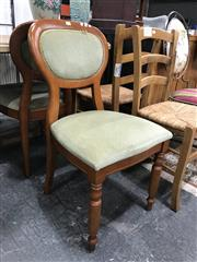 Sale 8889 - Lot 1354 - Set of 4 Jackson Dining Chairs