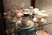 Sale 8112 - Lot 98 - Shelley Georgian Trio with Other Cup Sets incl Copeland Spodes Jewel