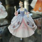 Sale 8336 - Lot 28 - Royal Albert Figure Helen