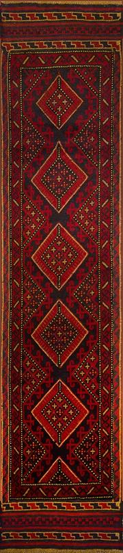 Sale 8370C - Lot 32 - Persian Bluchi 260cm x 65cm