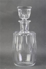 Sale 8788 - Lot 27 - Baccarat Crystal Decanter