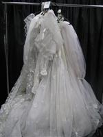 Sale 7926A - Lot 1783 - Quantity of wedding dresses and bridal ware