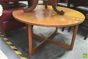 Sale 8418 - Lot 1076 - Circular Parker Style Table