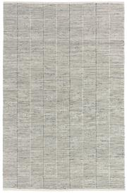 Sale 8651C - Lot 85 - Colorscope Collection; Flatweave Wool and Cotton - Grey Cream Rug, Origin: India, Size: 160 x 230cm, RRP: $499