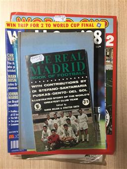 Sale 9152 - Lot 2390 - Collection of Soccer Books & Magazines