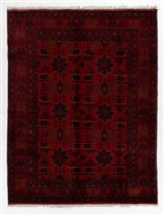 Sale 8800C - Lot 78 - An Afghan Khal Mohammadi 100% Wool Pile Natural Dyes, 178 x 236cm