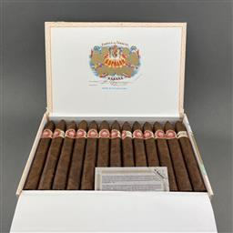 Sale 9120W - Lot 1425 - H. Upmann 'Upmann No.2' Cuan Cigars - box of 25 cigars, dated April 2020