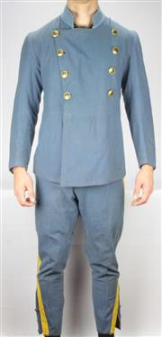 Sale 8214 - Lot 11 - US 1st Cavalry Uniform as Prepared by Brooks Brothers NY