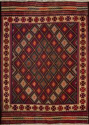 Sale 8370C - Lot 33 - Persian Somak 187cm x 120cm