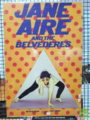 Sale 8421 - Lot 1011 - Vintage and Original Jane Aire and the Belvederes New Album Promotional Poster (75.5cm x 50.5cm)