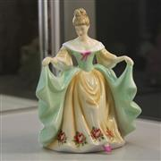 Sale 8336 - Lot 32 - Royal Albert Figure Mary