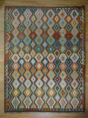Sale 8672C - Lot 76 - Persian Kilim 340cm x 261cm