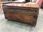 Sale 8782 - Lot 1720 - Rustic Trunk