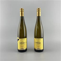 Sale 9257W - Lot 934 - 2x 2018 Wolfberger Riesling, Alsace