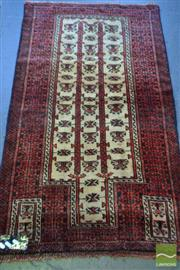 Sale 8532 - Lot 1042 - Persian Baluchi (140 x 73cms)
