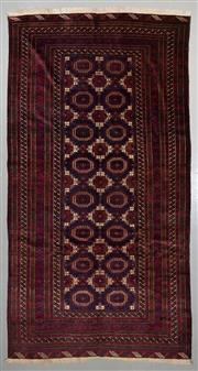 Sale 8545C - Lot 39 - Persian Turkman  316cm x 162cm