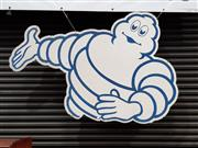 Sale 8741 - Lot 1045 - Vintage Michelin Man Sign
