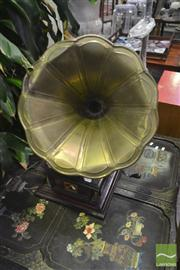 Sale 8251 - Lot 1045 - Vintage Style Portable Gramophone