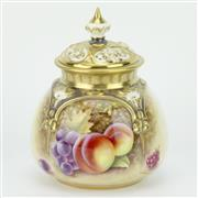 Sale 8332 - Lot 99 - Royal Worcester Potpourri by Weston