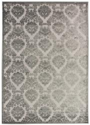Sale 8651C - Lot 90 - Colorscope Collection; Flatweave Polypropylene - Grey/Floral Rug, Origin: China, Size: 160 x 230cm, RRP: $599