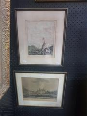 Sale 8833 - Lot 2009 - Early hand-coloured engravings After W.Lowry and George Stubbs