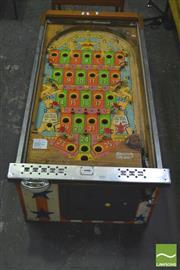 Sale 8310 - Lot 1056 - Part Pinball Machine