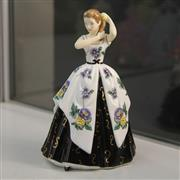 Sale 8336 - Lot 35 - Royal Albert Figure Margaret