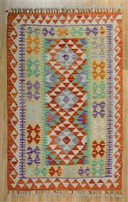 Sale 8672C - Lot 80 - Persian Kilim 162cm x 107cm