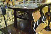 Sale 8165 - Lot 1064 - Japanese Style Side Table