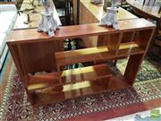 Sale 8532 - Lot 1061 - Pine Open Shelves